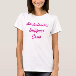 Grupo do apoio de Bachelorette Camiseta