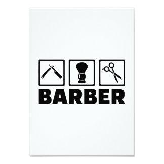 Grupo do barbeiro convites