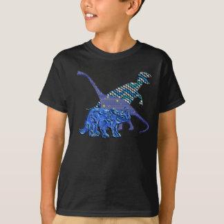 Grupo do dinossauro camiseta