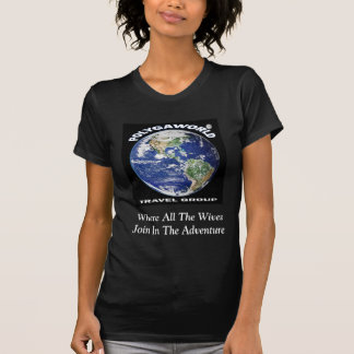 Grupo do viagem de Polyaworld Camisetas