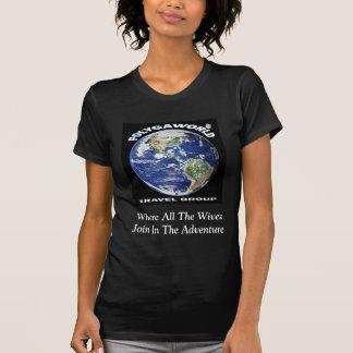 Grupo do viagem de Polyaworld T-shirt