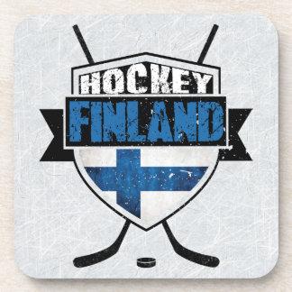 Grupo finlandês da porta copos de Suomi do