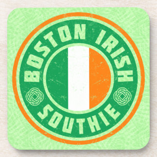 Grupo irlandês da porta copos de Southie do