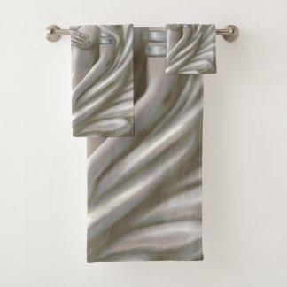 Grupo moderno de toalha do banheiro de Venus