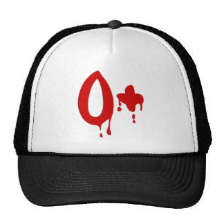 Grupo sanguíneo O+ Hospital positivo do Horror Bones