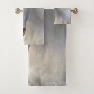 Grupo Sparkling de toalha do banheiro do cavalo