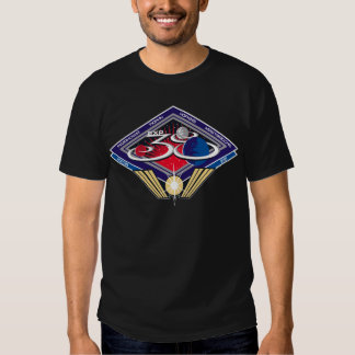 Grupos da expedição ao ISS:  Expedição 38 Tshirt