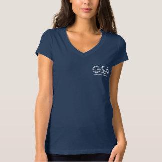 GSA rotula a camisa - academia do sucesso de Camiseta