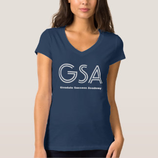 GSA rotula a camisa - academia do sucesso de T-shirt
