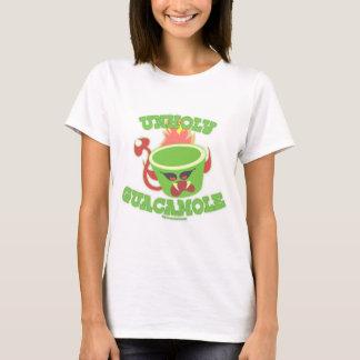 Guacamole ímpio camiseta