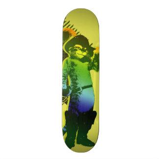 Guacamole santamente shape de skate 18,7cm