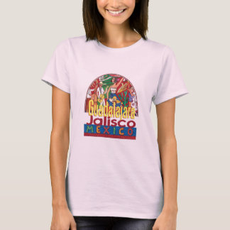 GUADALAJARA México Camiseta