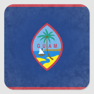 Guam Adesivo Quadrado