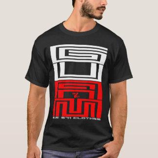 GUAM FUNCIONA 671 o Pacífico produzido Camiseta