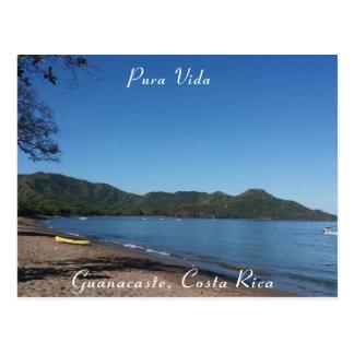 Guanacaste, cartão de Costa Rica