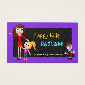 Guarda, puericultura, cartões de visitas
