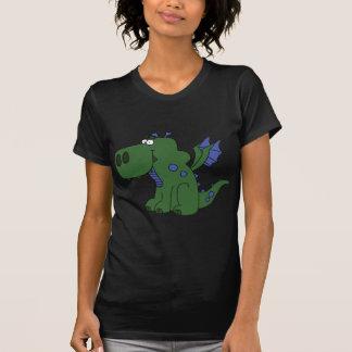 Guardador de gado o dragão do bebê t-shirt