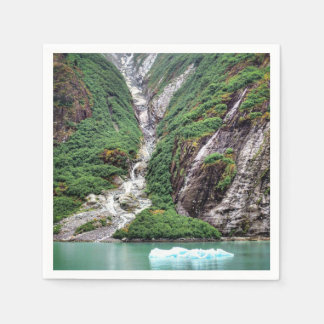 Guardanapo da cachoeira