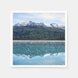 Guardanapo das reflexões da montanha