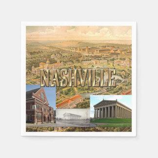 Guardanapo De Papel ABH Nashville