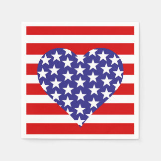 Guardanapo De Papel Amor América