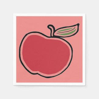 Guardanapo De Papel Apple