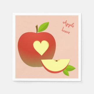 Guardanapo De Papel Apple ama
