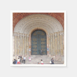 Guardanapo De Papel Arcos do Iglesia Cuenca Equador