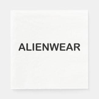 Guardanapo De Papel Arte de AlienWear