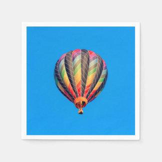 Guardanapo De Papel Balão de ar quente