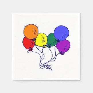 Guardanapo De Papel Balões de LGBT