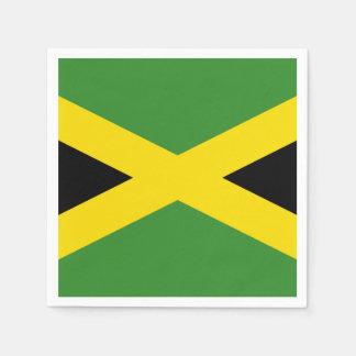 Guardanapo De Papel Bandeira de Jamaica