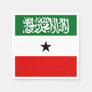 Guardanapo De Papel Bandeira de Somaliland