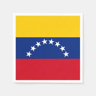 Guardanapo De Papel Bandeira de Venezuela