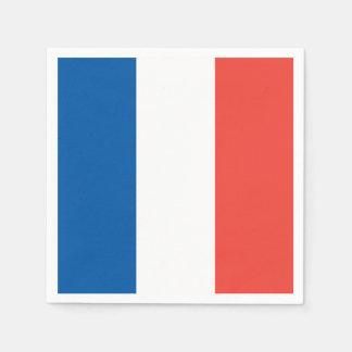Guardanapo De Papel Bandeira francesa: Bandeira Tricolor do partido do