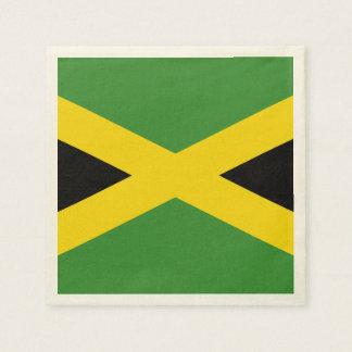 Guardanapo De Papel Bandeira nacional de Jamaica