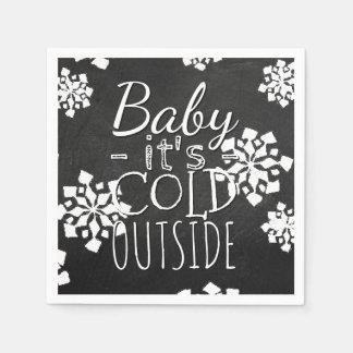 Guardanapo De Papel Bebê bonito do divertimento seu quadro exterior