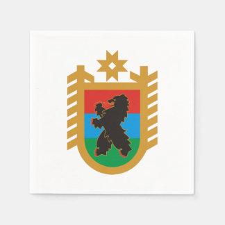 Guardanapo De Papel Brasão de Carélia