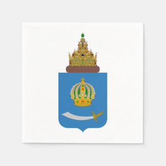 Guardanapo De Papel Brasão do oblast de Astracã