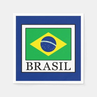 Guardanapo De Papel Brasil