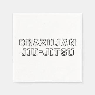Guardanapo De Papel Brasileiro Jiu Jitsu