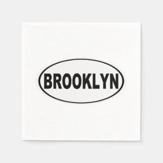 Guardanapo De Papel Brooklyn New York