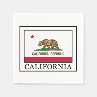Guardanapo De Papel Califórnia
