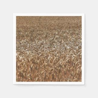Guardanapo De Papel Campo de trigo