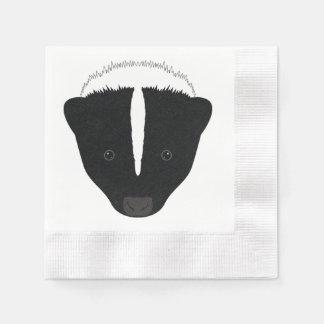 Guardanapo De Papel Cara da jaritataca