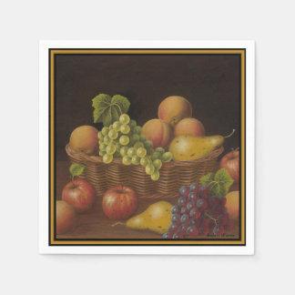 Guardanapo De Papel Cesta de fruta