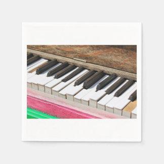 Guardanapo De Papel Chaves 2 do piano