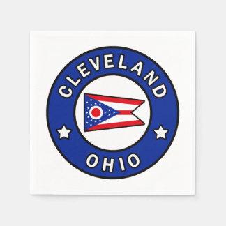 Guardanapo De Papel Cleveland Ohio