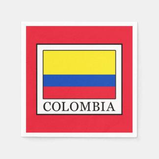 Guardanapo De Papel Colômbia