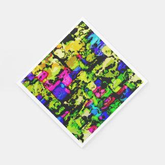 Guardanapo De Papel cores e impressões 3